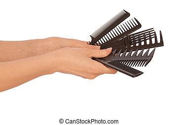 hairdresser's, gereedschap