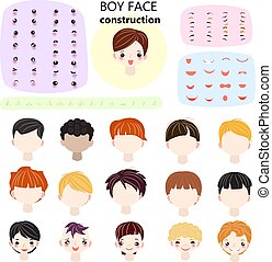 hairstyle , θέτω , φόντο , δημιουργία , κεφάλι , χείλια , ζεσεεδ , παιδιά , χαρακτήρας , απομονωμένος , man-child, μάτια , εικόνα , δομή , του προσώπου , αγόρι , μικρόκοσμος , στοιχείο , μικροβιοφορέας , avatar, κατασκευαστής , άντρας