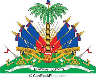 Haiti coa - Various vector flags, state symbols, emblems of...