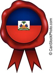 Haiti Wax Seal
