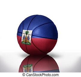haitian basketball