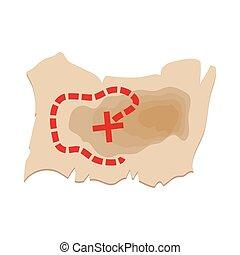 hajóút, columbus, térkép, kristóf, ikon, először