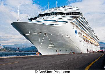 hajó cruise, íj