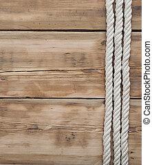 hajó, fonatok, háttér, fából való