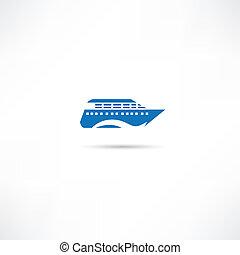 hajó, ikonok