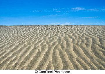 halál, homok, völgy, dűne