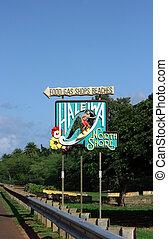 haleiwa, north part