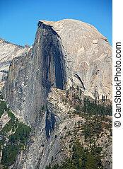 Half Dome at Glacier Point Yosemite National Park California USA