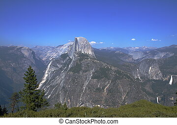Half Dome - Yosemite Park - California