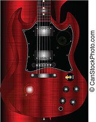 Half Guitar