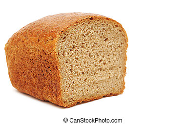 half wheat bread round