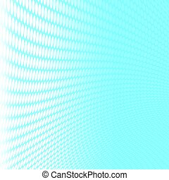 Halftone abstract techno background