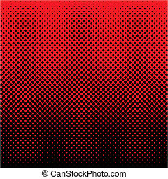 halftone background gradient - red and black abstract...