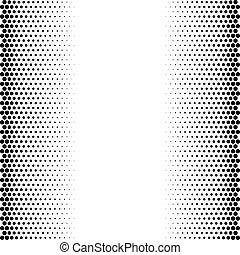 Halftone pattern background texture - Halftone pattern. ...