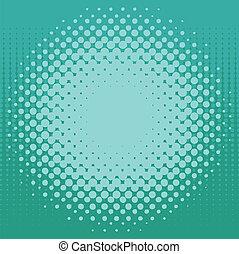 Halftone pattern background. Vector illustration.