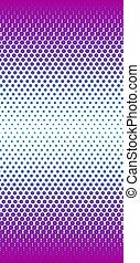 Halftone seamless abstract background dots pattern