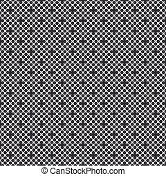 halftone, wektor, ilustracja, tło., eps, 10