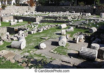 halicarnassus, mausoleo