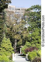 halifax, jardin public
