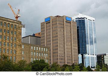 Halifax, Nova Scotia buildings