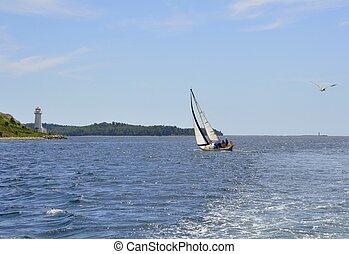 Halifax sailing