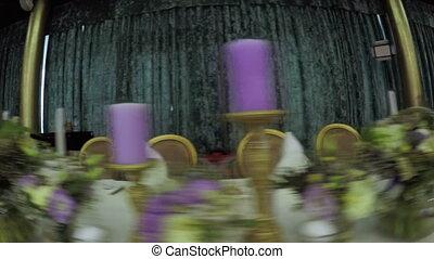 Hall decoration wedding