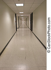 Hall - Long hallway