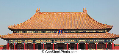 Hall of Supreme Harmony Beijing