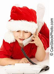 Hallo, Santa!