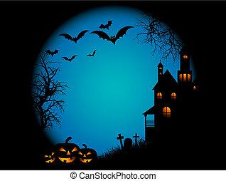 halloween éjszaka