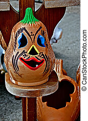 Halloween and ceramics 2