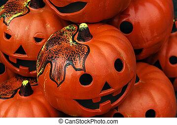 Halloween and ceramics