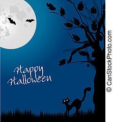 Halloween backgound
