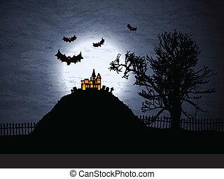 halloween background 1909