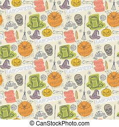 Halloween background,pattern