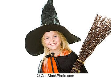 halloween, bambino