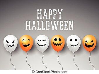 halloween bläst, hintergrund