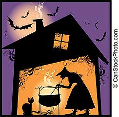 halloween, cena