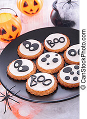 halloween cookie