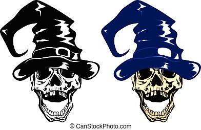 halloween, cranio