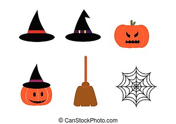halloween day cartoon clip art illustration