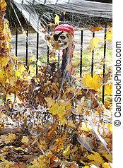 Halloween Decoration (Skull)