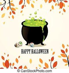 halloween, design