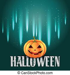 halloween design illustration