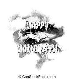 halloween, glücklich