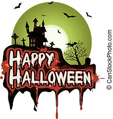 Halloween Holidays Banner