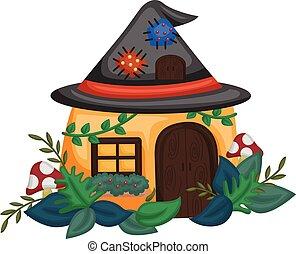 halloween house eps8
