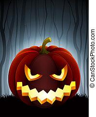 Halloween illustratio
