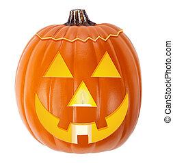 Halloween Jack-O-Lantern - Jack-O-Lantern Halloween pumpkin...