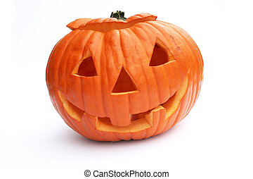 Halloween Jack O Lantern Pumpkin
